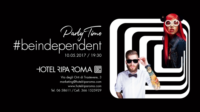 party time hotel ripa roma